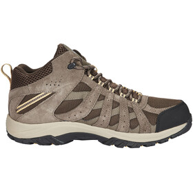 Columbia Canyon Point Mid WP - Chaussures Homme - marron
